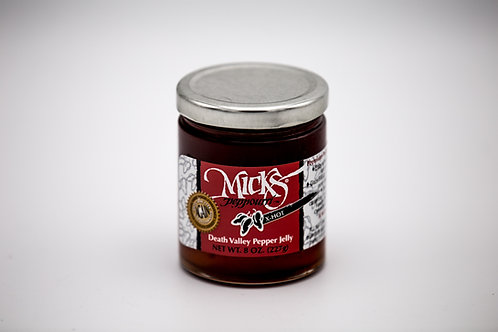 Micks Death Valley Pepper Jelly