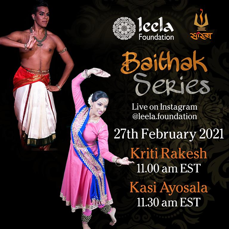 Baithak Series