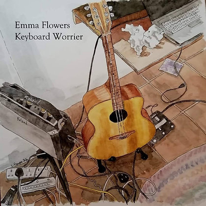 Keyboard Worrier Bonus track CD