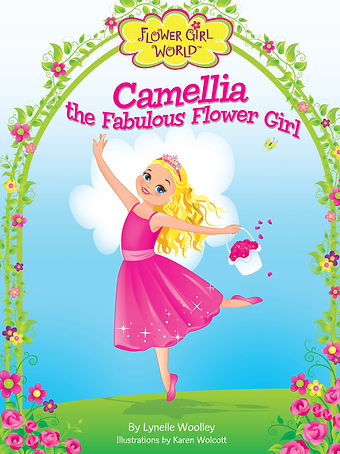Camellia the Fabulous Flower Girl is a picture book Heidi Klum loves!