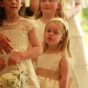 Brides: What age are flower girls?