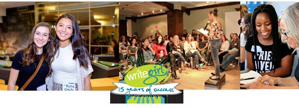 Write Girl, 15 years of success