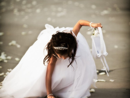 5 Flower Girl Flubs and How to Avoid Them