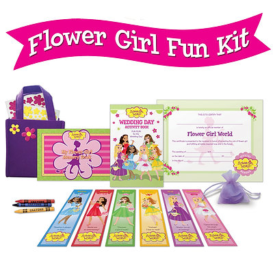 Flower Girl Fun Kit