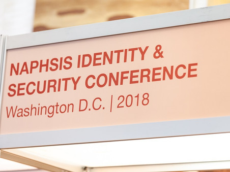 Thank You for Supporting the 2018 Identity & Security Conference!