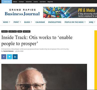 GRBJ - Grand Rapids Business Journal