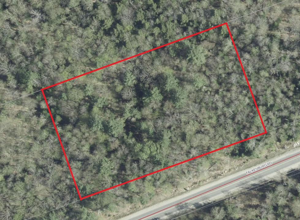 Aerial View - Lot 3