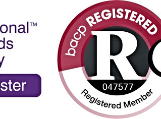 New logo for BACP register