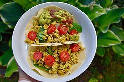 Turmeric Turkey Tacos