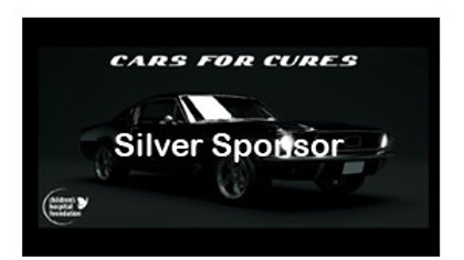 Cars for Cures Silver Sponsor Package