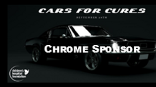 Chrome Sponsor Package