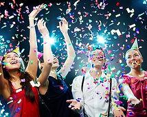 מסיבת נוער קונפטי