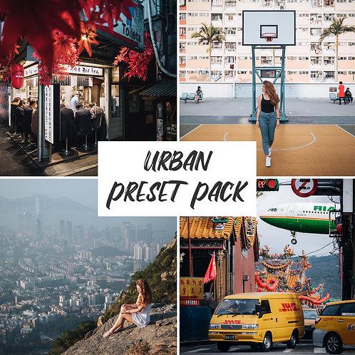 URBAN PACK | @JORDHAMMOND