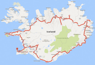 ULTIMATE ICELANDIC ROAD TRIP ITINERARY
