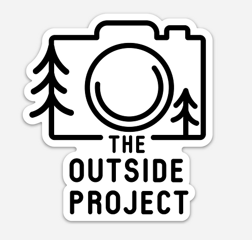 The Outside Project Sticker