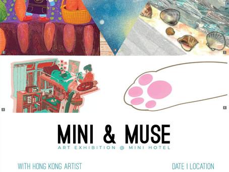 Mini & Muse Art Exhibition @ Mini Hotel