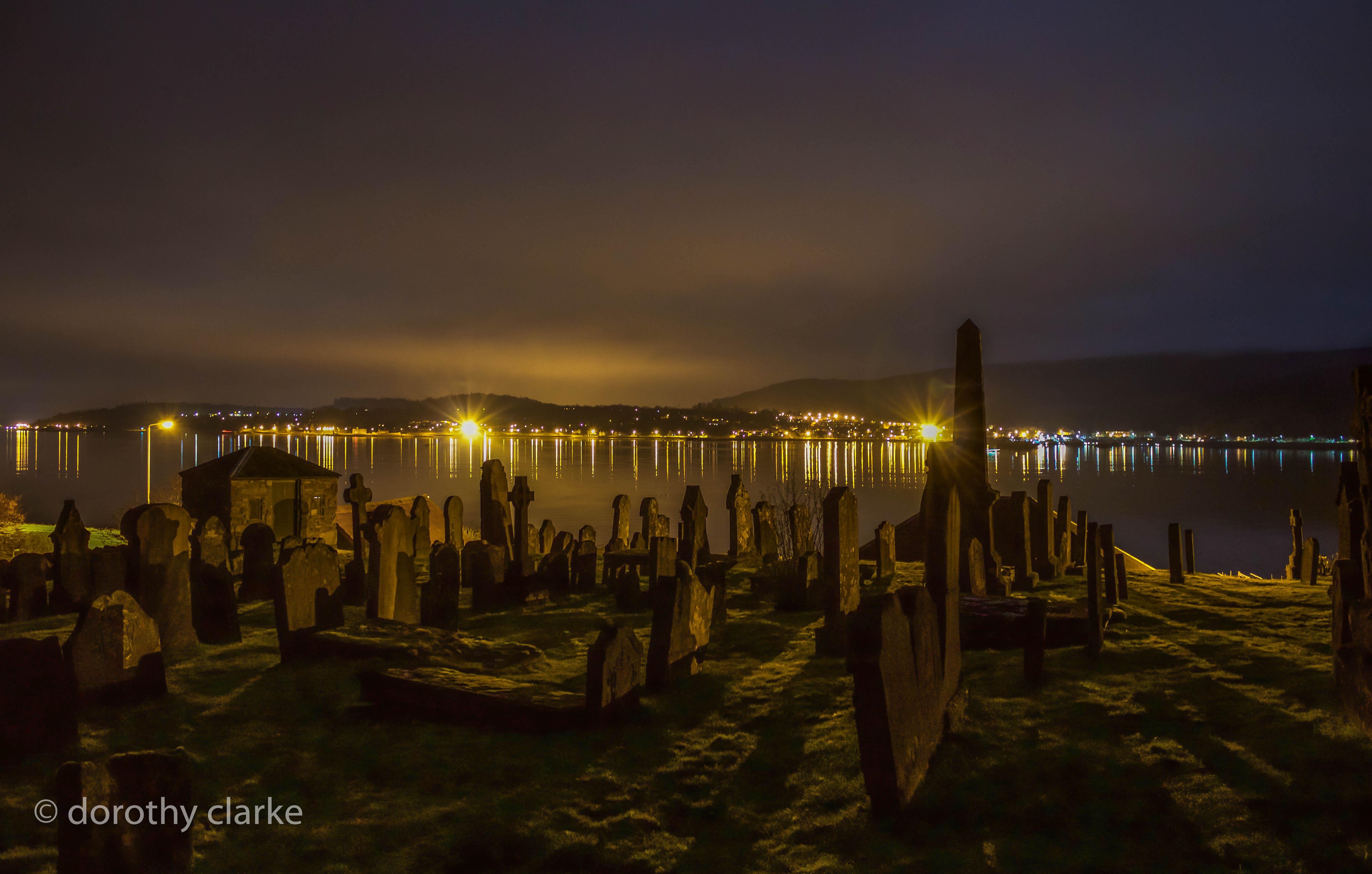 Kilmun Graveyard