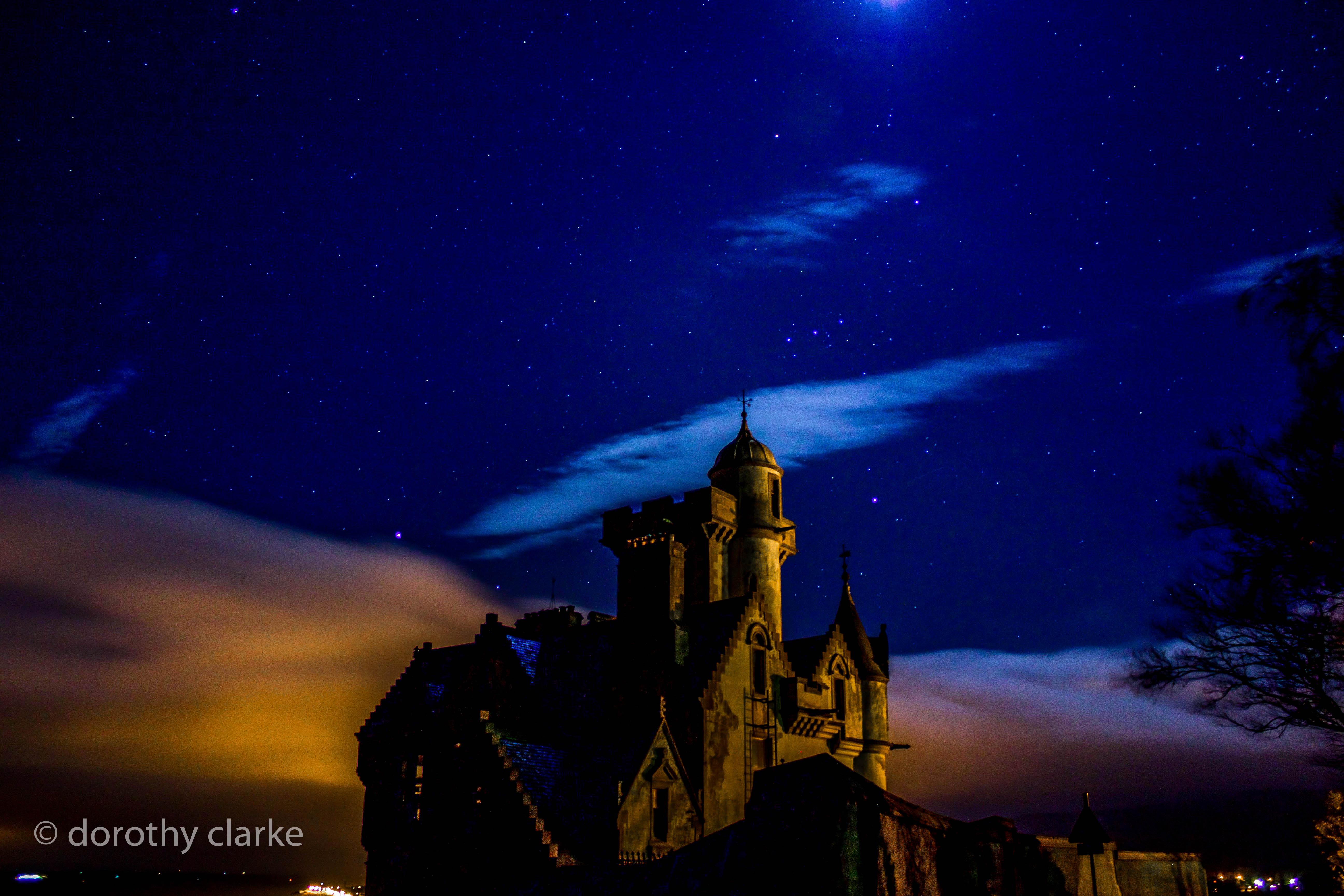 Strone Castle