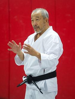 Mr. Honda Mumon Shotokan Karate