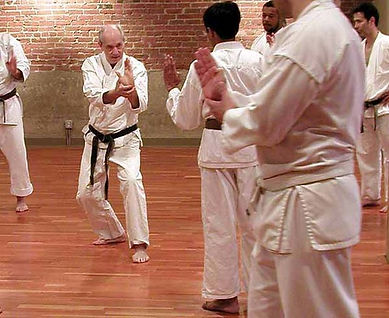Mr. Caylor Atkins Mumon Shotokan Karate
