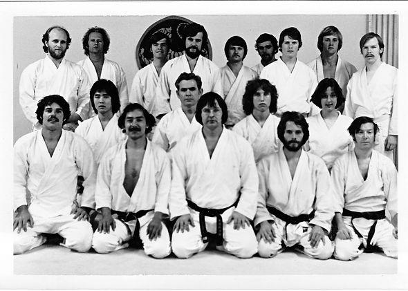 Henry Wilkerson Mumon Shotokan Karateer