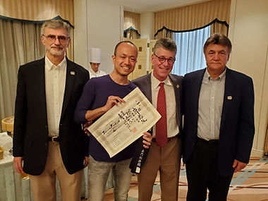 20190601_174027 CMU Graduate Tadanobu Fu