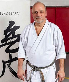 Bob Bakos Mumon Shotokan Karate