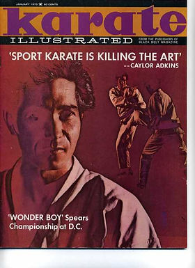 Caylor Adkins - Karate Illustrated