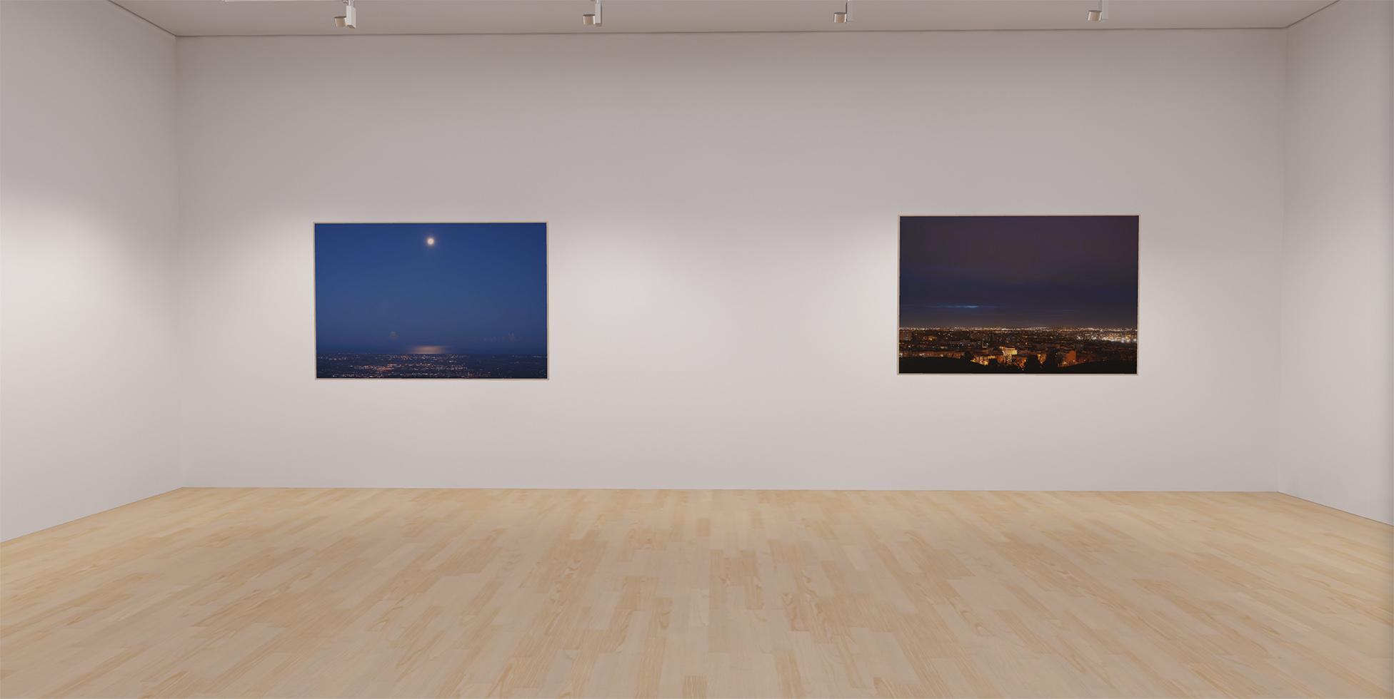 Suwon Lee: Landscapes & Self-Portraits