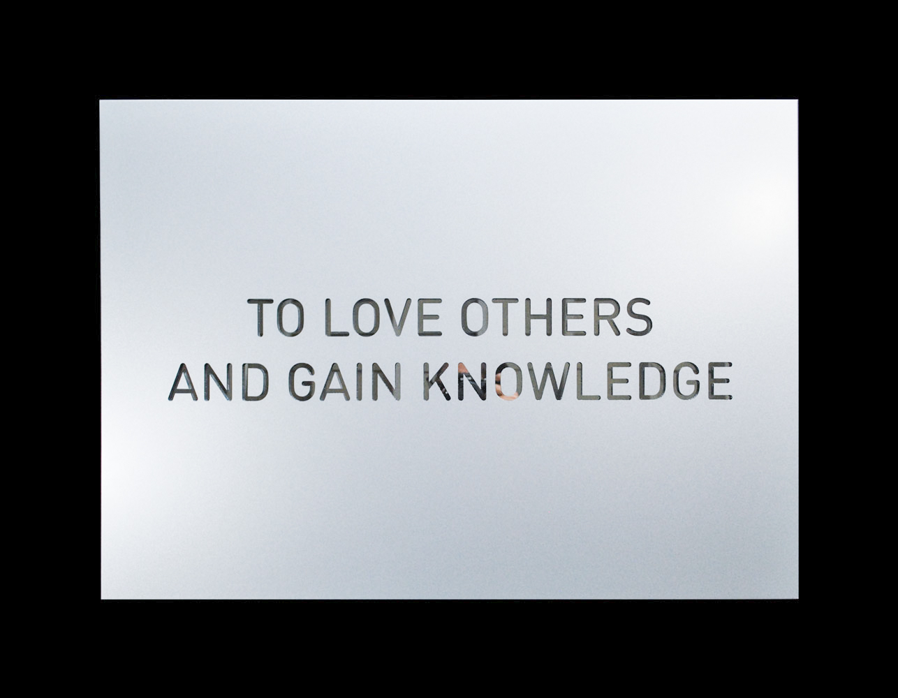 to-love-other-and-gain-knowledge