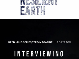 Interview on One Resilient Earth