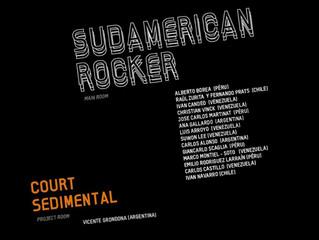 Sudamerican Rocker. Galería Revolver. Buenos Aires, Argentina