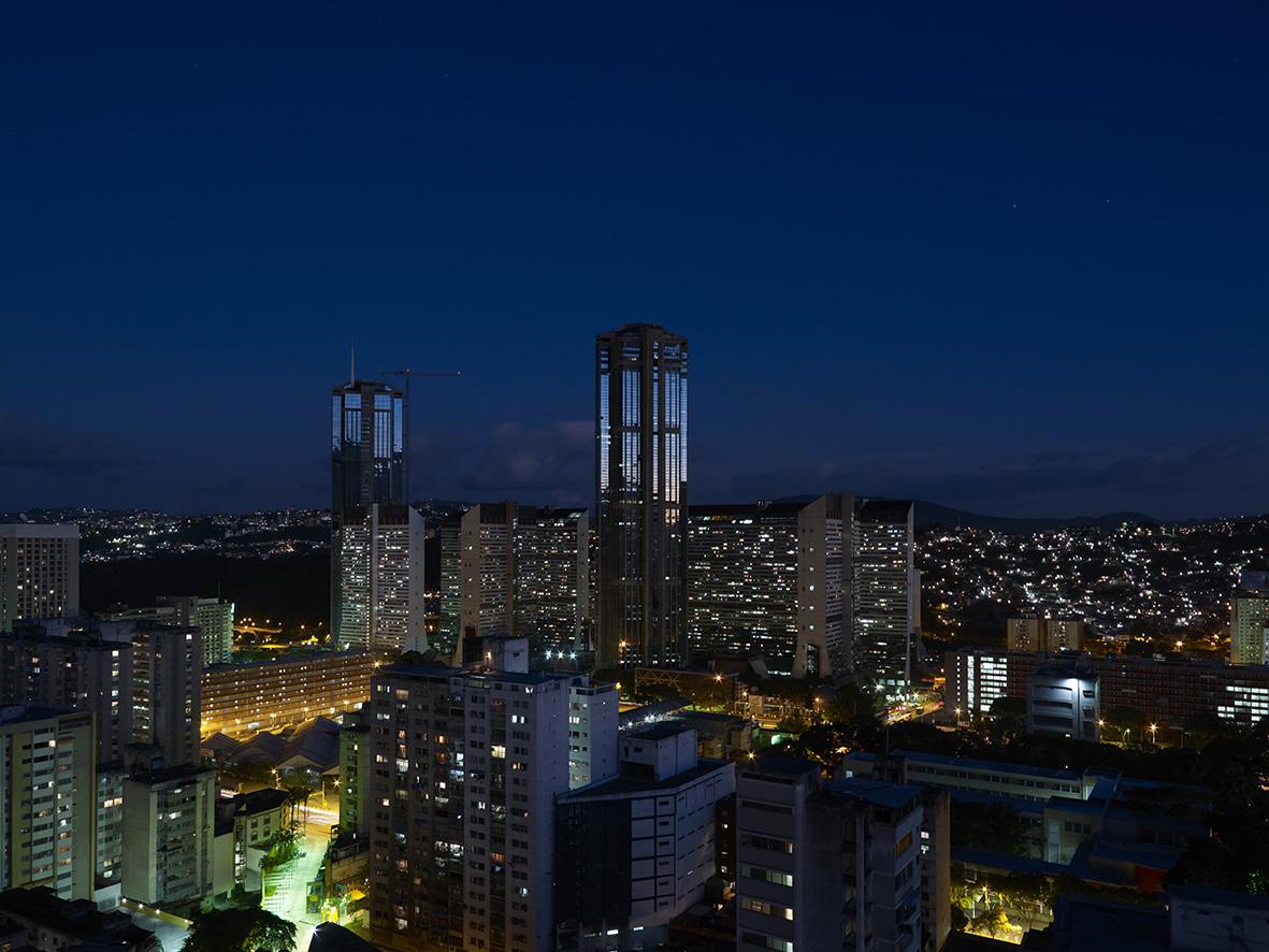 7. Torres (Night)