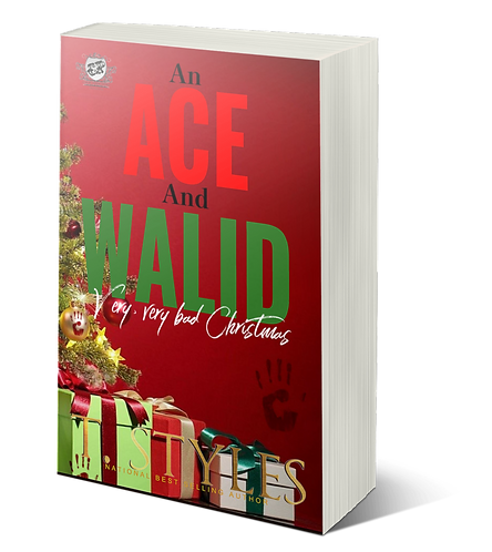 Ace and Walid A Very, Very Bad Christmas (War 10) by T. Styles