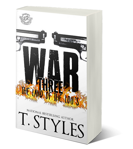 War 3: The Land Of The Lou's by T. Styles