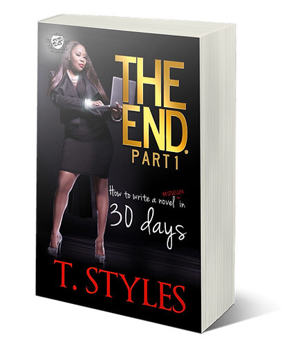 The End: Non-Fiction Writing Guide by T. Styles