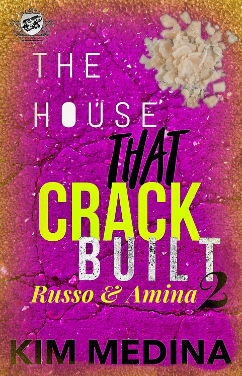 The House That Crack Built 2 by Kim Medina