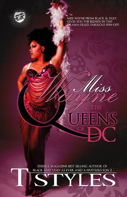 Miss Wayne & The Queens of DC by T. Styles
