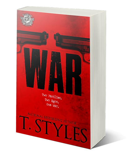 War by T. Styles