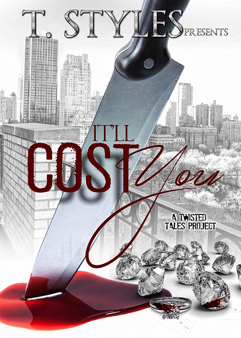 (DVD) It'll Cost You - Web Series