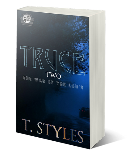 NEW RELEASE - Truce 2 (War 9) by T. Styles