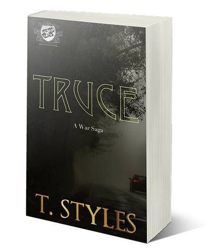 NEW RELEASE - Truce by T. Styles - A War Saga