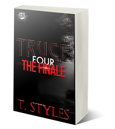 (Pre-Order) Truce 4: The Finale (War 12) by T. Styles