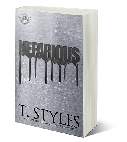 Nefarious by T. Styles