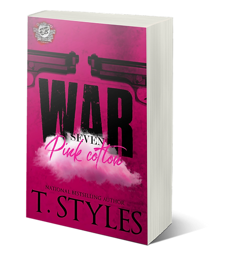 War 7: Pink Cotton by T. Styles