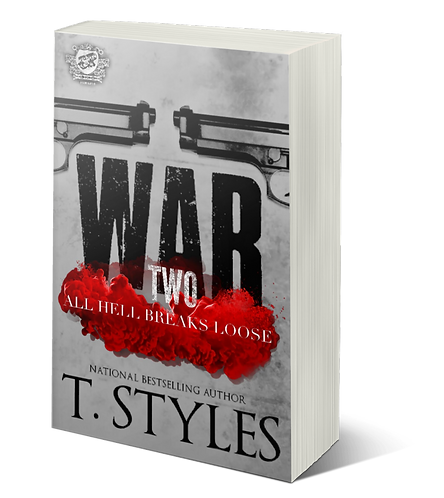 War 2: All Hell Breaks Loose by T. Styles