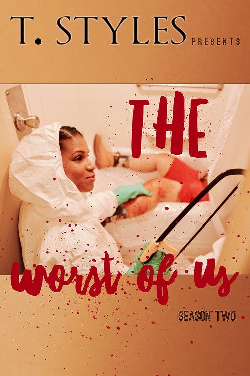 (DVD) THE WORST OF US - SEASON 2