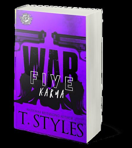 War 5: Karma by T. Styles