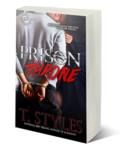 Prison Throne by T. Styles