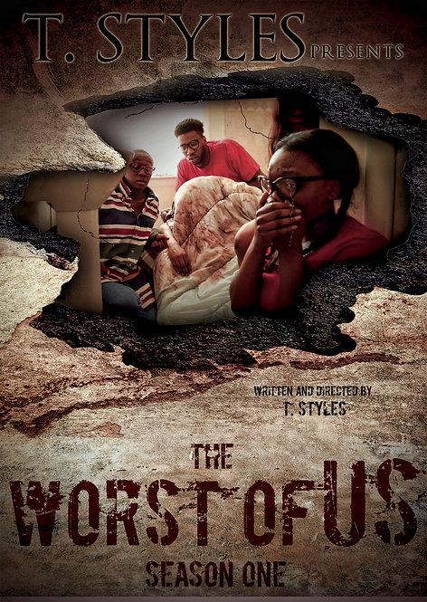 (DVD) THE WORST OF US - (SEASON 1)